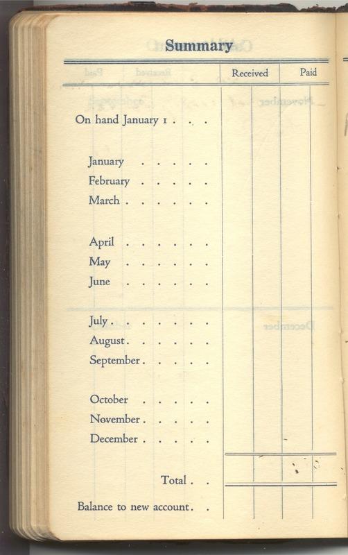 Roberta Hopkins' Diary 1927 (p. 378)