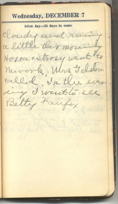 Roberta Hopkins' Diary 1927 (p. 347)