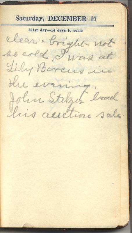 Roberta Hopkins' Diary 1927 (p. 357)