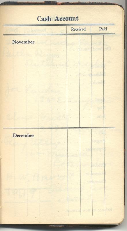 Roberta Hopkins' Diary 1927 (p. 377)