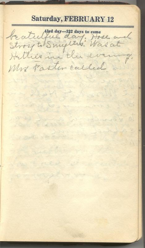 Roberta Hopkins' Diary 1927 (p. 49)