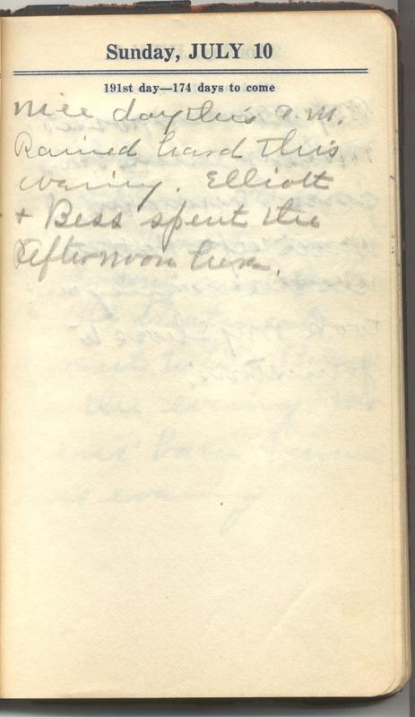 Roberta Hopkins' Diary 1927 (p. 197)