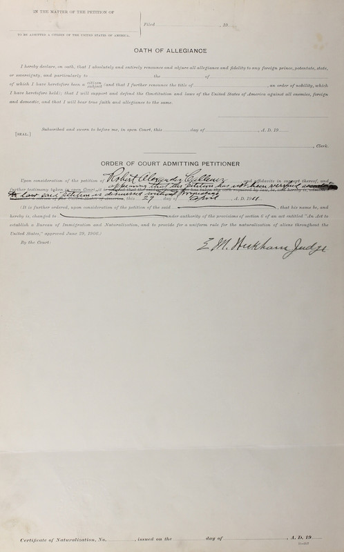 Naturalization Records Delaware County OH (p. 304)