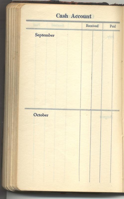 Roberta Hopkins' Diary 1927 (p. 376)
