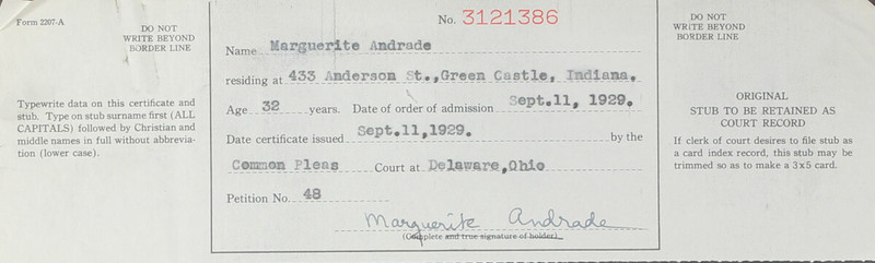 Naturalization Records Delaware County OH (p. 51)