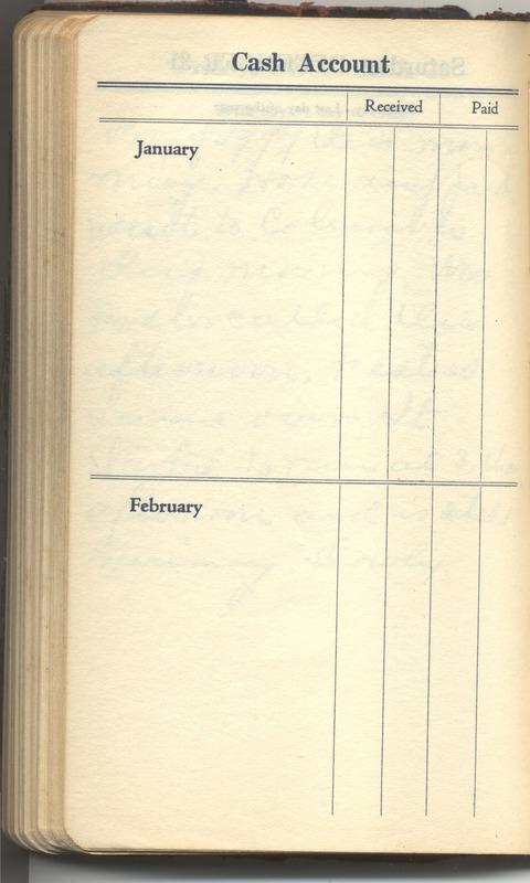 Roberta Hopkins' Diary 1927 (p. 372)