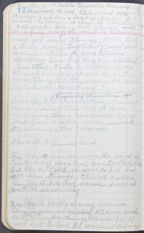 Roberta Hopkins' Journal 1941-1943 (p. 26)