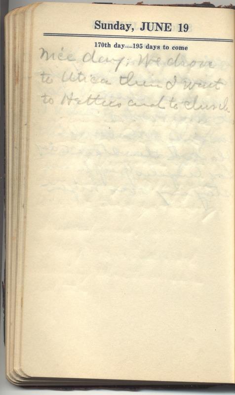 Roberta Hopkins' Diary 1927 (p. 176)