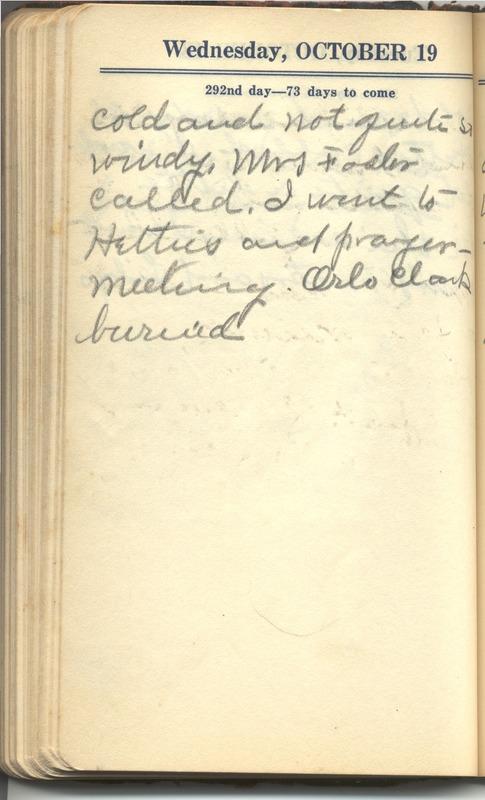 Roberta Hopkins' Diary 1927 (p. 298)