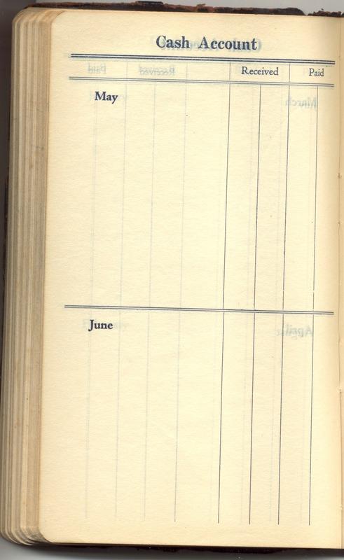 Roberta Hopkins' Diary 1927 (p. 374)