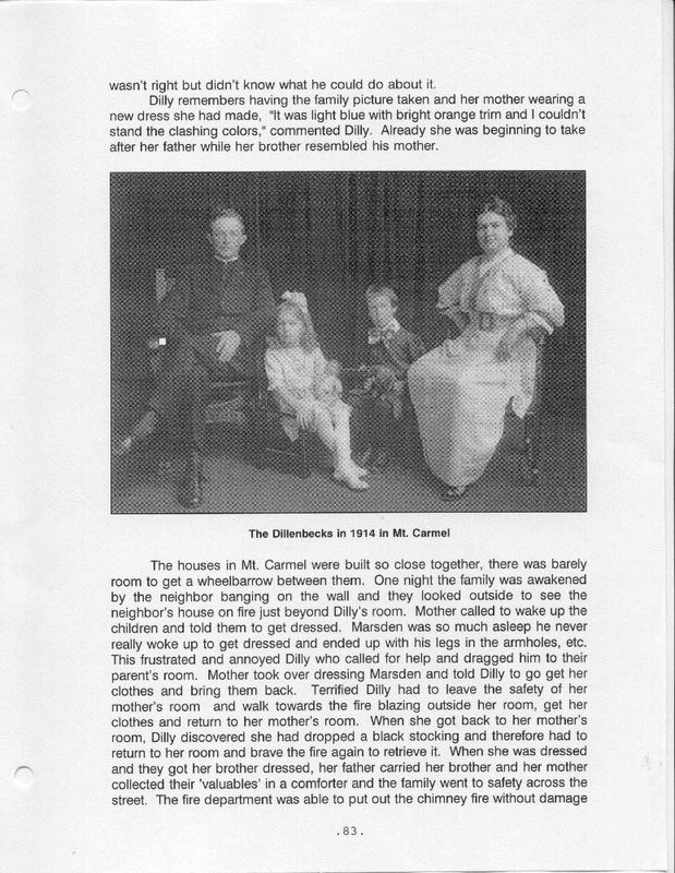 Flashback: A Story of Two Families (p. 92)