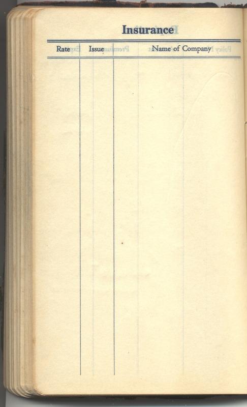 Roberta Hopkins' Diary 1927 (p. 384)