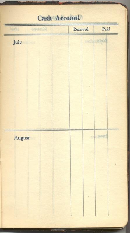 Roberta Hopkins' Diary 1927 (p. 375)