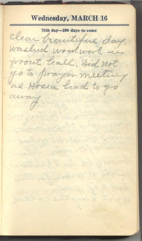 Roberta Hopkins' Diary 1927 (p. 81)
