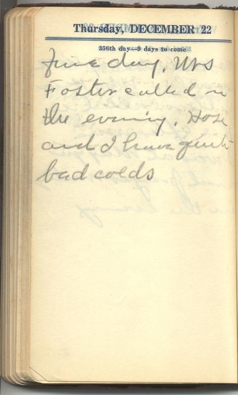 Roberta Hopkins' Diary 1927 (p. 362)