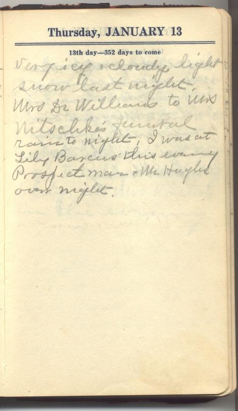 Roberta Hopkins' Diary 1927 (p. 19)