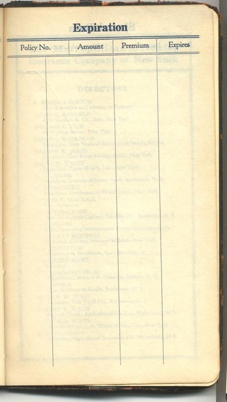 Roberta Hopkins' Diary 1927 (p. 385)