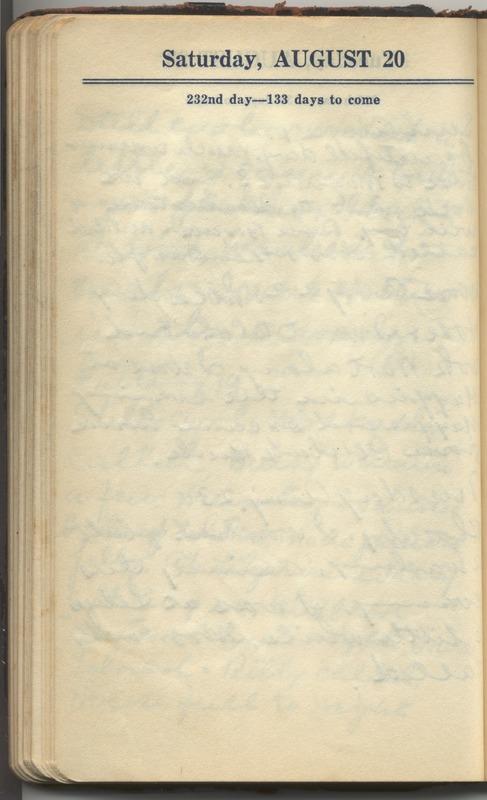Roberta Hopkins' Diary 1927 (p. 238)