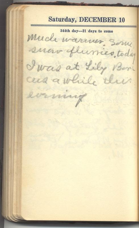 Roberta Hopkins' Diary 1927 (p. 350)