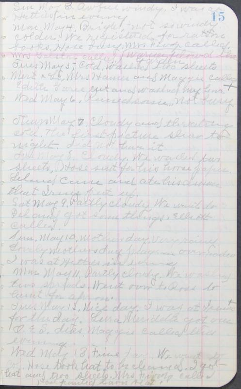 Roberta Hopkins' Journal 1941-1943 (p. 29)