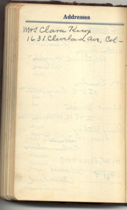 Roberta Hopkins' Diary 1927 (p. 380)