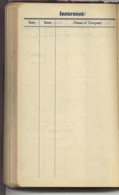 Roberta Hopkins' Diary 1927 (p. 382)