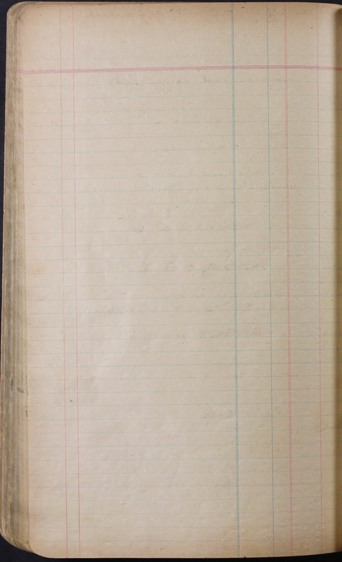Hopkins House Day Book 1920-1925 (p.144)