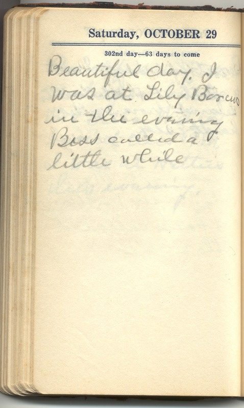 Roberta Hopkins' Diary 1927 (p. 308)