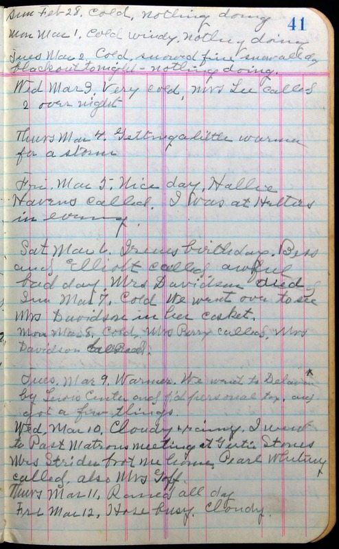 Roberta Hopkins' Journal 1941-1943 (p. 55)