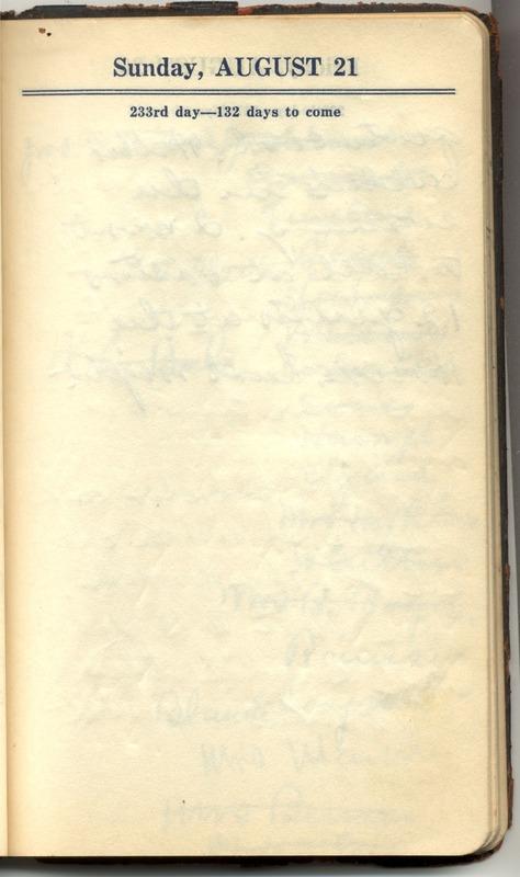Roberta Hopkins' Diary 1927 (p. 239)