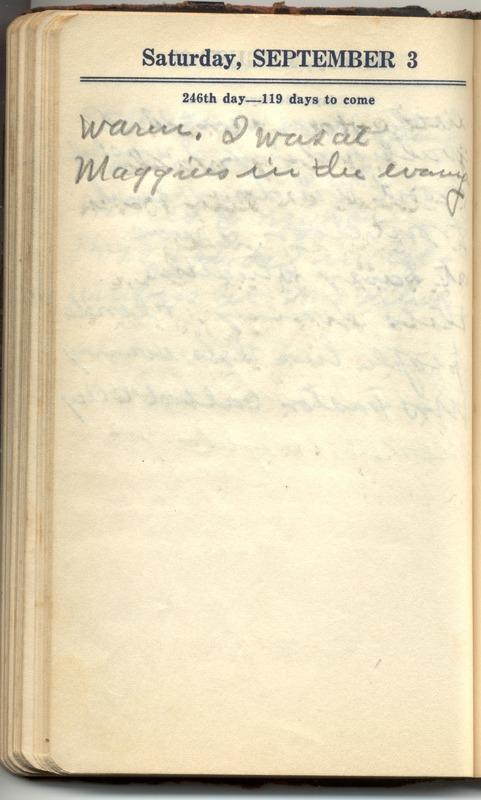 Roberta Hopkins' Diary 1927 (p. 248)
