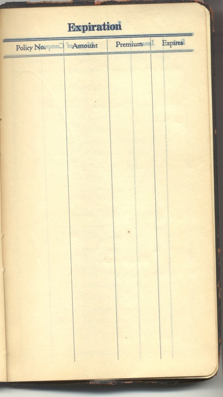 Roberta Hopkins' Diary 1927 (p. 383)