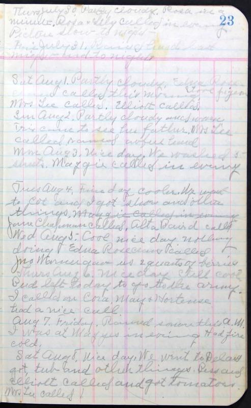 Roberta Hopkins' Journal 1941-1943 (p. 37)