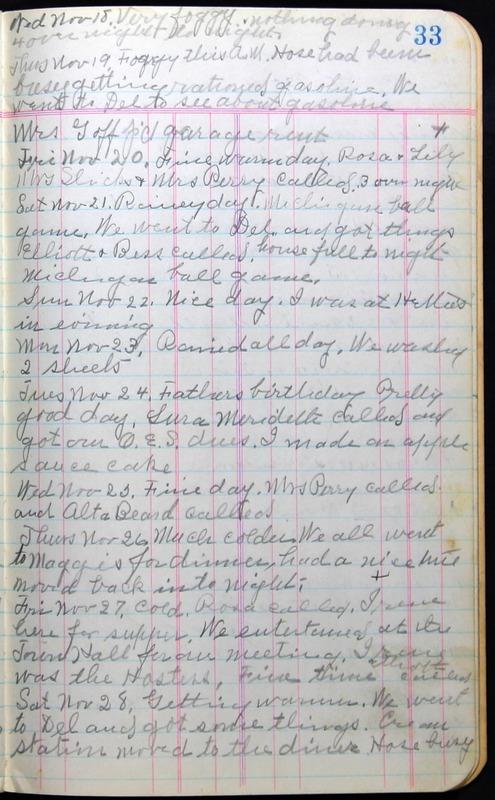 Roberta Hopkins' Journal 1941-1943 (p. 47)