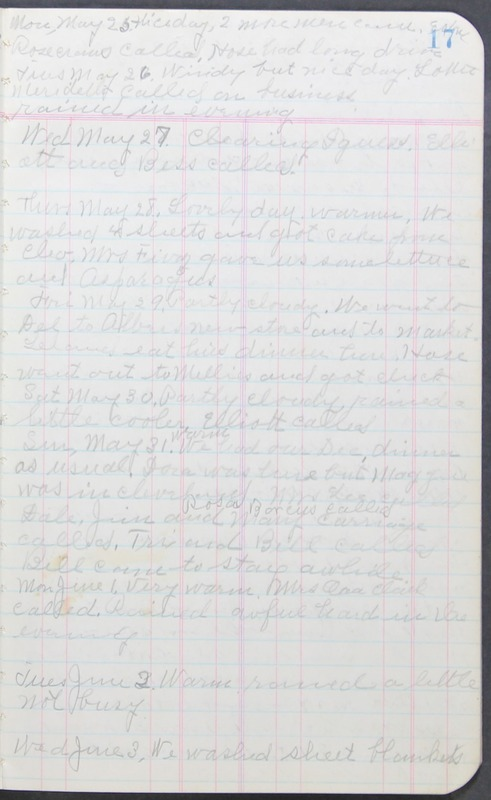 Roberta Hopkins' Journal 1941-1943 (p. 31)