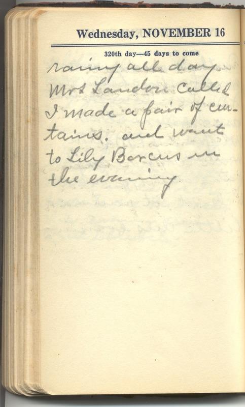 Roberta Hopkins' Diary 1927 (p. 326)