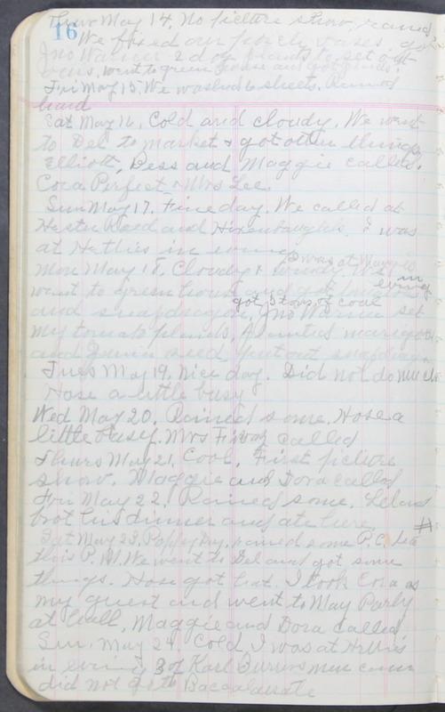 Roberta Hopkins' Journal 1941-1943 (p. 30)