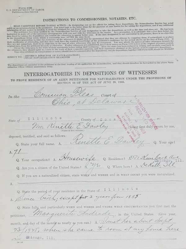 Naturalization Records Delaware County OH (p. 60)