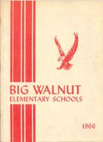 Big Walnut Elementary Schools, 1966. (p. 1)