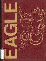 Big Walnut High School Yearbook. 1981: Eagle (p. 1)