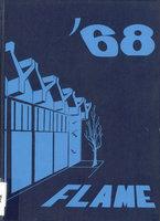 Big Walnut High School Yearbook. 1968: The Flame (p.1)