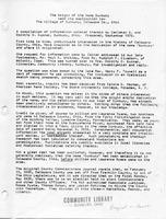 The Origin of the Name Sunbury