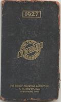 Roberta Hopkins' Diary 1927