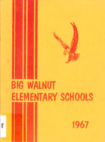 Big Walnut Elementary Schools, 1967. (p. 1)