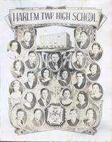 Harlem Township High School 1934